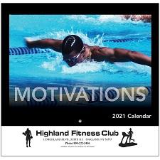 Cover of Motivations 2021 Calendar