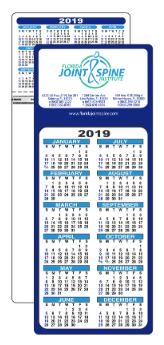 Stick Up Calendar