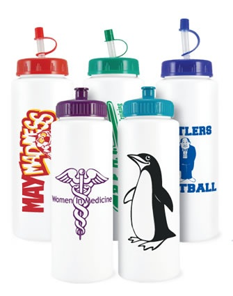 32 oz Bike Bottles