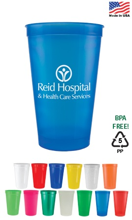 22 oa Personalized Stadium Cups