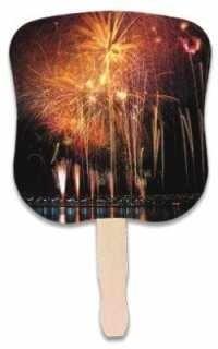 Fireworks Handheld Fans