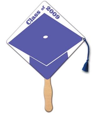Graduation Cap Tassle Fan
