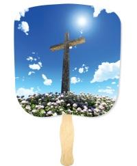 Cross Religious Church Fan