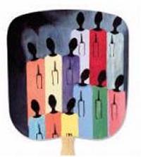 Choir Religious Church Fan