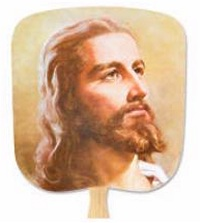 Christ the Lord Religious Church Fan