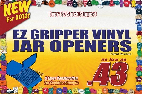 EZ Gripper Vinyl Jar Openers