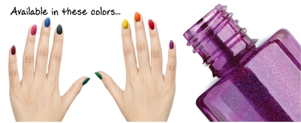 Vinyl Colors of Nail Polish Bottle Openers