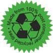 recycling sticker