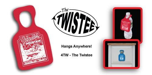 Rubber Twistee Bottle Opener
