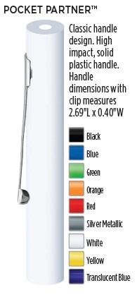 Handle Colors of Pocket Screwdriver