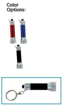 Super Bright LED Flashlight Colors